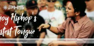 Pinoy Hiphop's Fastest Toungue