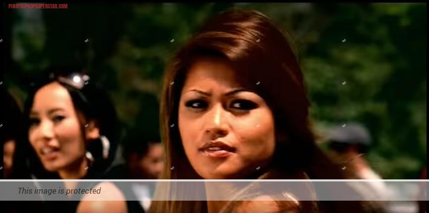 Charmane Star in Black Eyed Peas' Bebot Music Video