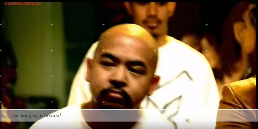 Kiwi Illafonte in Black Eyed Peas' Bebot Music Video