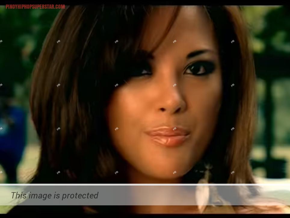 Kaylani Lei Black Eyed Peas Bebot Music Video