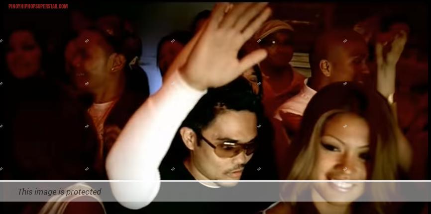 Brian Veloria in Black Eyed Peas' Bebot Music Video