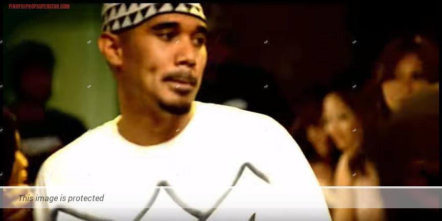 Bambu in Black Eyed Peas' Bebot Music Video
