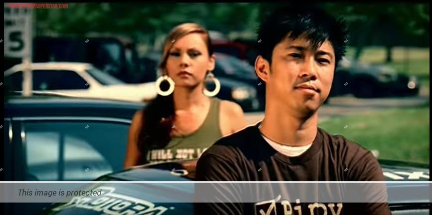 RJ De Vera in Black Eyed Peas Bebot Music Video
