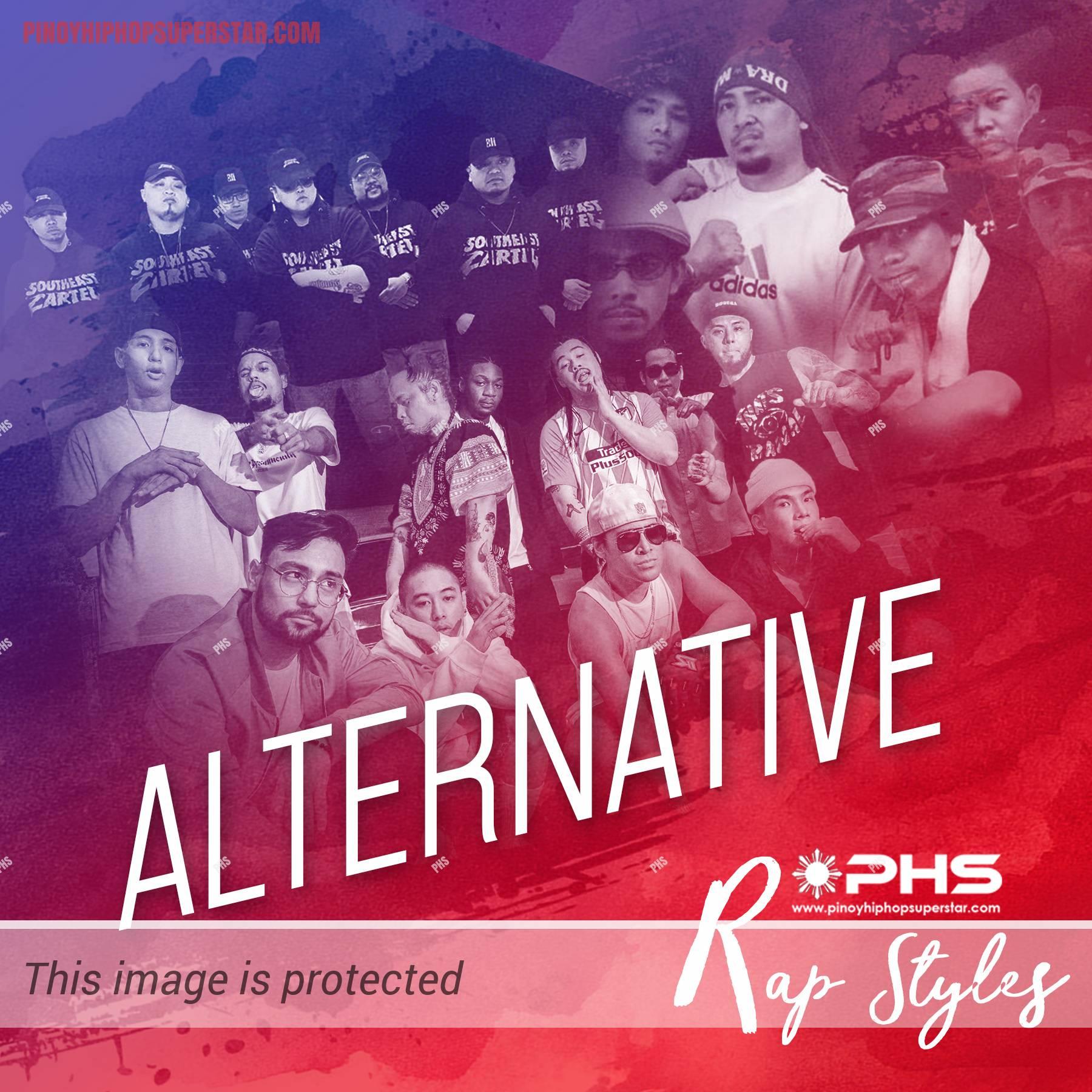 Rap Styles: Alternative Rap Pinoy Hiphop Superstar